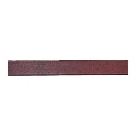 "Каналы металбинд А4  с покрытием ""кожа"" 7 мм, коричневые (10 шт.)"