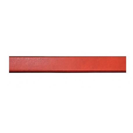 "Каналы металбинд А5  с покрытием ""кожа"" 7 мм, красные (10 мм.)"