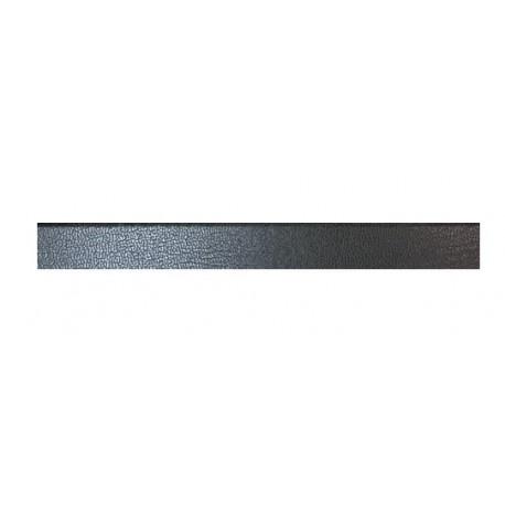 """Каналы металбинд А4 с покрытием """"кожа"""" 7 мм, черные (10 шт.)"""
