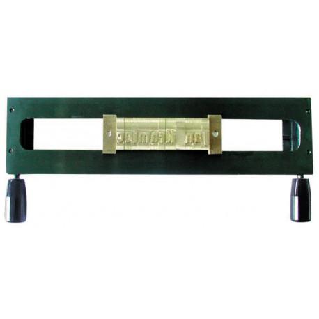 Рамка для шрифта Металбинд 1L 9 мм