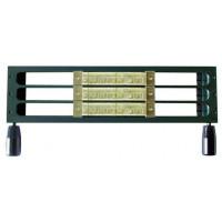 Рамка для шрифта Металбинд 3L 4 мм