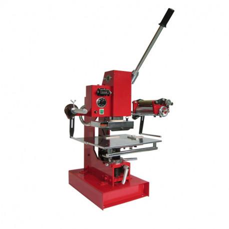 Пресс позолотный для тиснения фольгой Tae-Chang TC-800T
