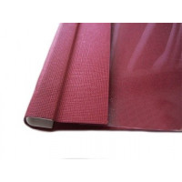 C-BIND Мягкие обложки АА SOFTCLEAR A4 24,0 мм, бордовые (25 шт.)