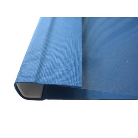 C-BIND Мягкие обложки АА SOFTCLEAR A4 28,0 мм, синие (25 шт.)
