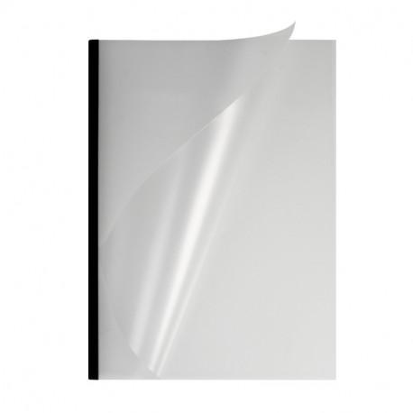 Мягкие обожки А4 O.EasyCOVER матовые 13,0 мм, черные