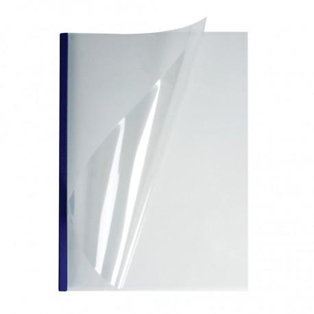 Мягкие обожки А4 O.EasyCOVER прозрачные 3,0 мм, синие