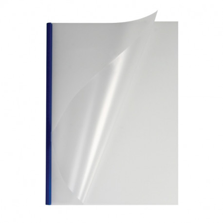 Мягкие обожки А4 O.EasyCOVER матовые 13,0 мм, синие
