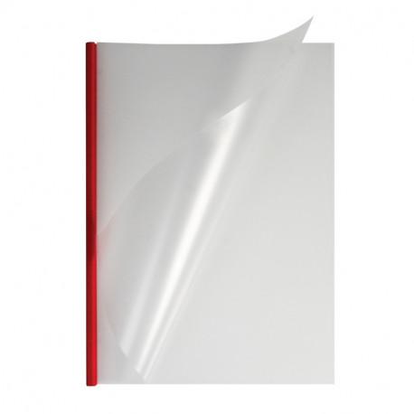 Мягкие обожки А4 O.EasyCOVER матовые 13,0 мм, красные