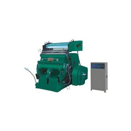 Тигельный пресс  для вырубки и горячего тиснения (тигель) TYMB-1100