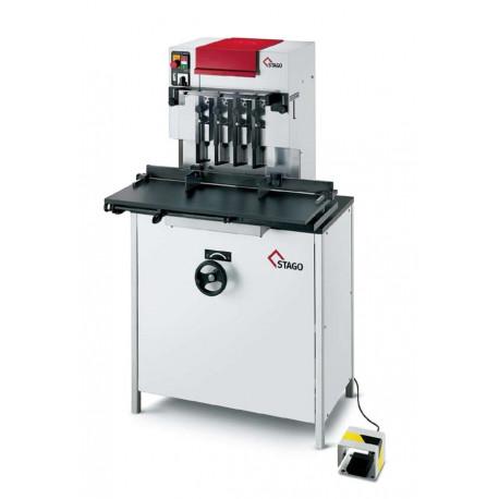Бумагосверлильная машина, дрель для бумаги  STAGO PB 5010-4 FS