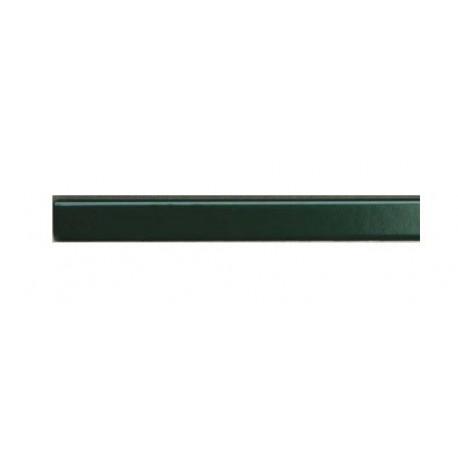 Каналы металбинд 304 мм, 28 мм зеленые (25 шт.)