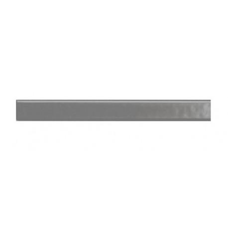Каналы металбинд А4 (297 мм) 7 мм, серые (25 шт.)