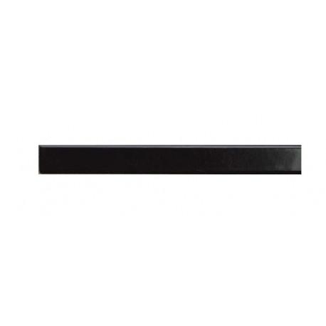 Каналы металбинд 304 мм, 10 мм черные (25 шт.)