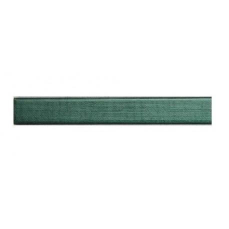 """Каналы металбинд А4 SLIM, покрытие """"ткань"""", зеленые 13 мм (10 шт.)"""