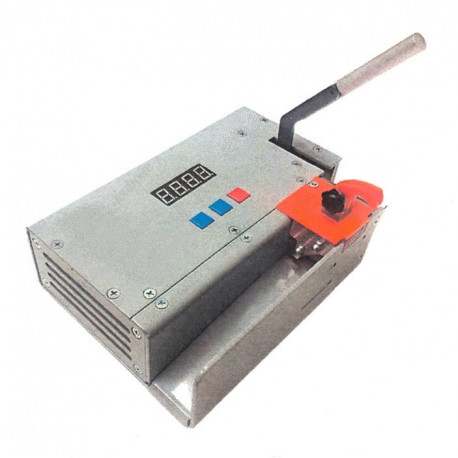 Электрический нарезчик пружины с бобины StopCutter S3-A (WireCutter)