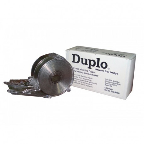Кассета со скобами Duplo DBM (5000 шт)