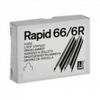 Скобы для степлеров 66/6 R с кольцевыми петлями