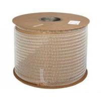 3/8 серебро металлическая пружина в бобине 3:1 (9,5 мм), 42000 петель QP