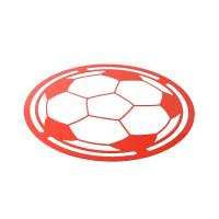"""Курсор для календаря ДПС футбол"""" на блок """"мини"""" 260–320 мм, красный, (100 шт.)"""""""