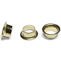 Кольца Пикколо (Piccolo) диаметр 4 мм (1 кг) золото, Китай