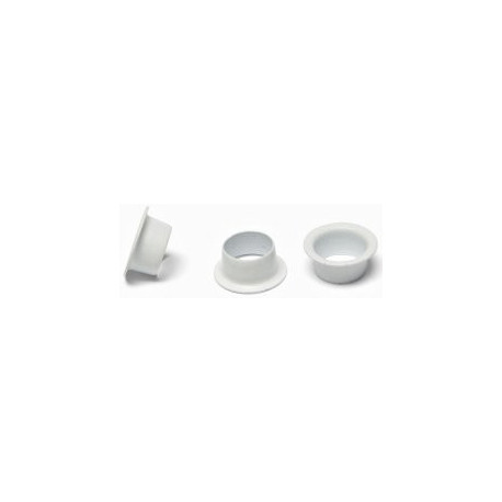 Кольца Пикколо (Piccolo) диаметр 4 мм (1000 шт.) белые, Китай