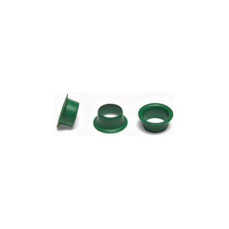 Кольца Пикколо (Piccolo) диаметр 5 мм (1000 шт.) зеленые