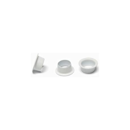 Кольца Пикколо (Piccolo) диаметр 5,5 мм (1000 шт.) белые, Китай