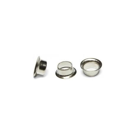 Кольца Пикколо (Piccolo) диаметр 5,5 мм (1000 шт.) серебро, Китай
