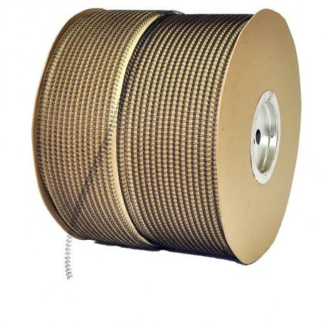 """5/8"""" Металлическая пружина в бобине 2:1 черная (16 мм) 10000 петель Wire-O"""