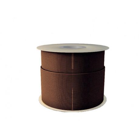 """1"""" Металлическая пружина в бобине 2:1 бронза (25,4 мм), 4500 петель PrintWire"""