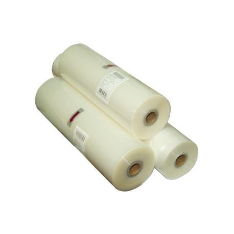 Пленка для ламинирования BOPP в рулонах 480х200х24 мкн, глянцевая