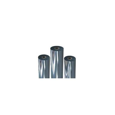 Пленка для ламинации 635х200х24 мкн, металлизированная серебро