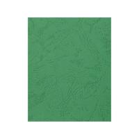 """Обложка для переплета картон """"кожа"""" А3, зелёный (100 шт)"""