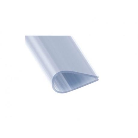 Обложка для переплета пластик прозрачный А4, бесцветный 180 мкм (100 шт)