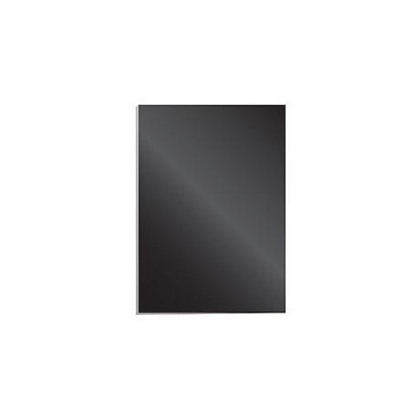 """Обложка для переплета картон """"глянец"""" А4, черный (100 шт)"""