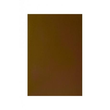 """Обложка для переплета картон """"глянец"""" А4, шоколад (100 шт)"""