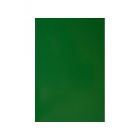 """Обложка для переплета картон """"глянец"""" А4, зеленый (100 шт)"""