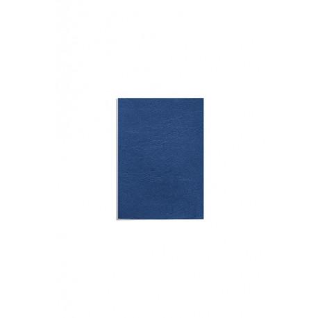 """Обложка для переплета картон """"кожа"""" А3, голубой (100 шт)"""