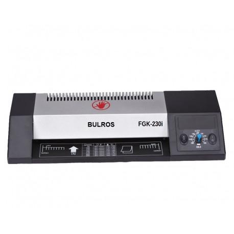 Пакетный ламинатор А4 Bulros FGK-230i