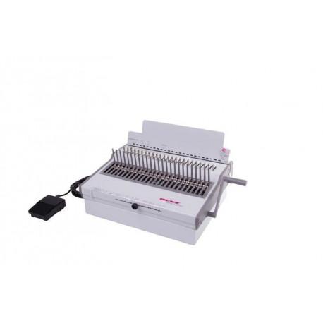 Переплетчик на пластиковую пружину RENZ Combi Comfortplus электрический