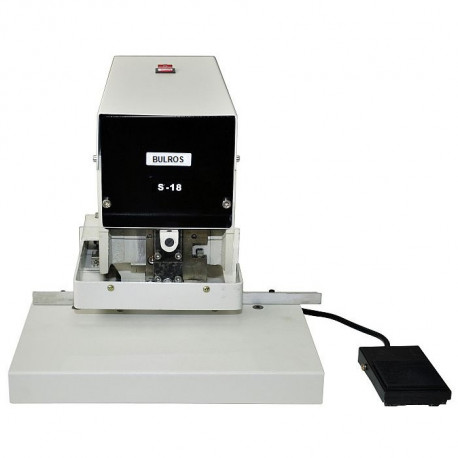 Степлер для бумаги Bulros S-18 электрический