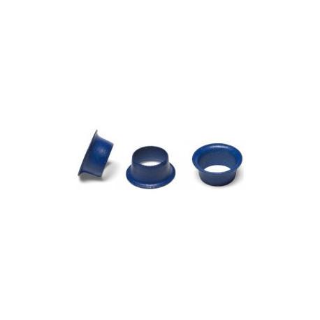 Кольца Пикколо (Piccolo) диаметр 5,5 мм (1 кг) синие, Китай