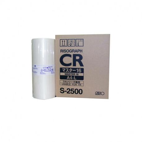 Мастер пленка riso S-2500 формат А4, серия CR/TR