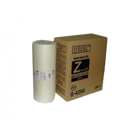 Мастер пленка riso S-4250 формат А4, серия RZ, Z-Type 30