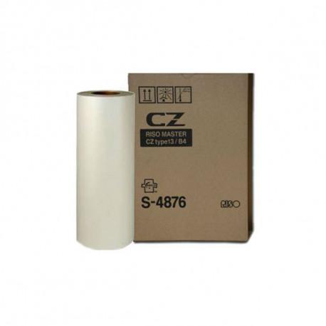 Мастер пленка riso S-4876Е формат B4, серия CZ