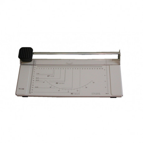Резак для бумаги роликовый Cyklos TC 330