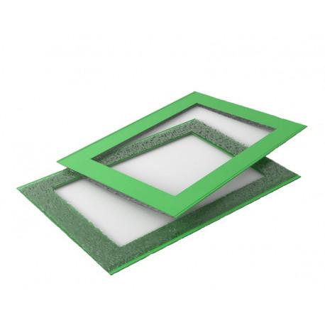 Курсор для календаря ДПС на блок миди 320–360 мм, синий, (100 шт.)
